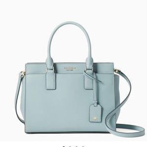 HP NWT ♠️ Kate Spade Cameron street medium satchel